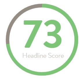 Score 5 - 73