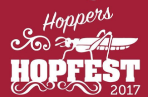 HopFest 2017 logo