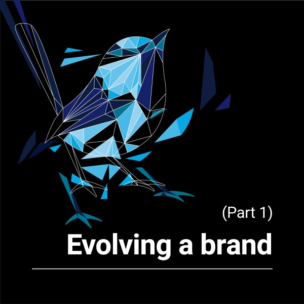 Evolving a brand (part 1): the logo