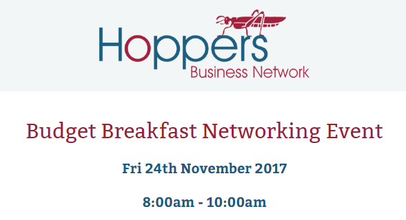 Hoppers Business Network event information