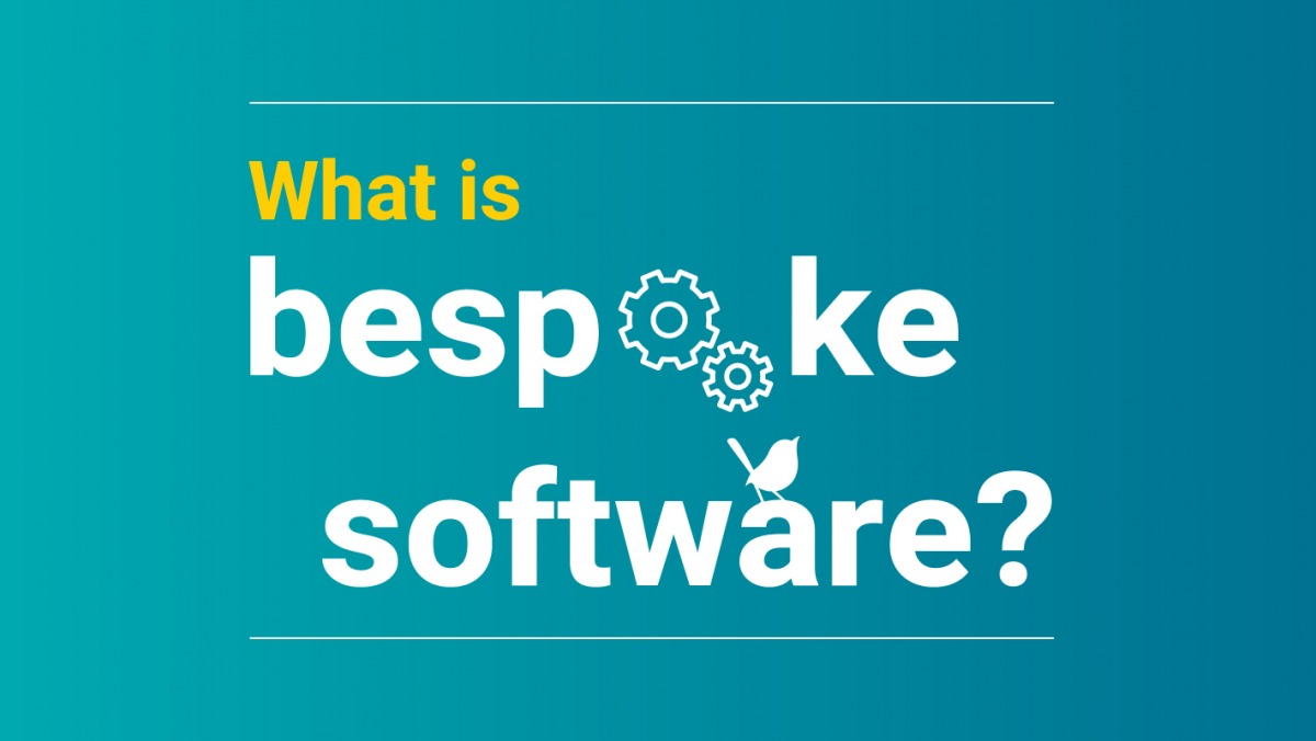 What is bespoke software? by Blue Wren