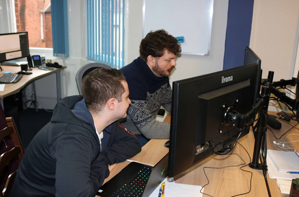 Hackathon for St. Catherine's Hospice at Blue Wren