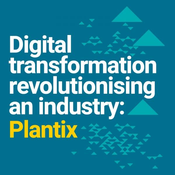 Digital transformation revolutionising an industry: Plantix