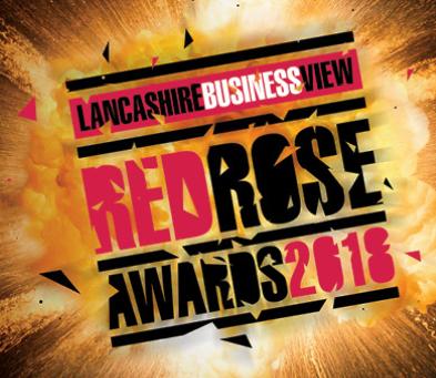 Red Rose Award logo