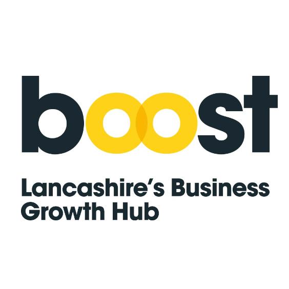 Boost - Lancashire's Business Growth hub - logo