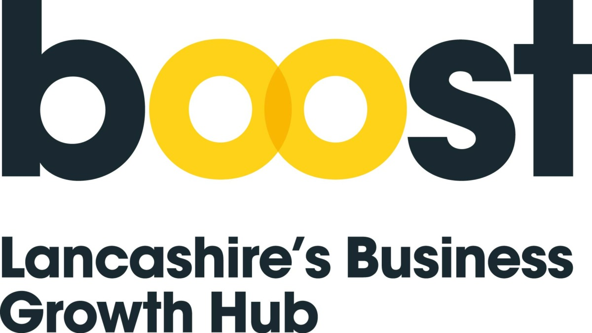 Boost - Lancashire's Business Growth hub - logo