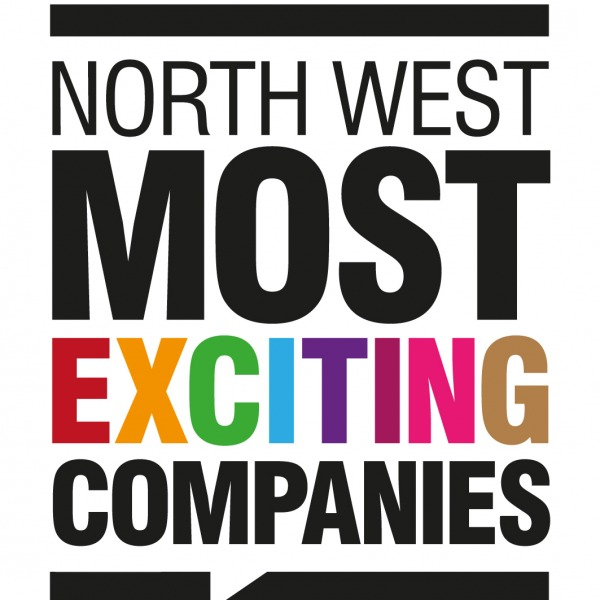 North West's Most Exciting Companies logo